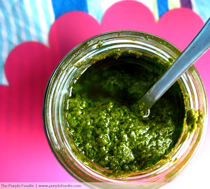 how to cook with pesto sauce