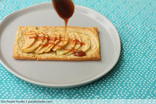 Caramel Sauce Recipe • Purple Foodie