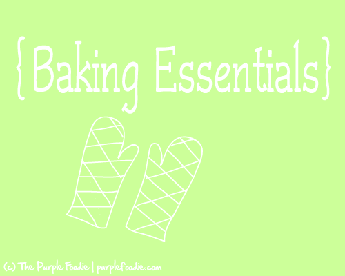 Baking Essentials