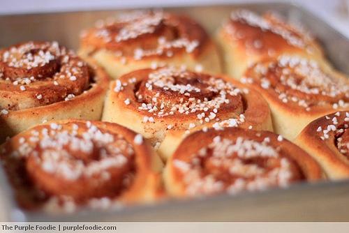 Cinnamon Sugar Buns