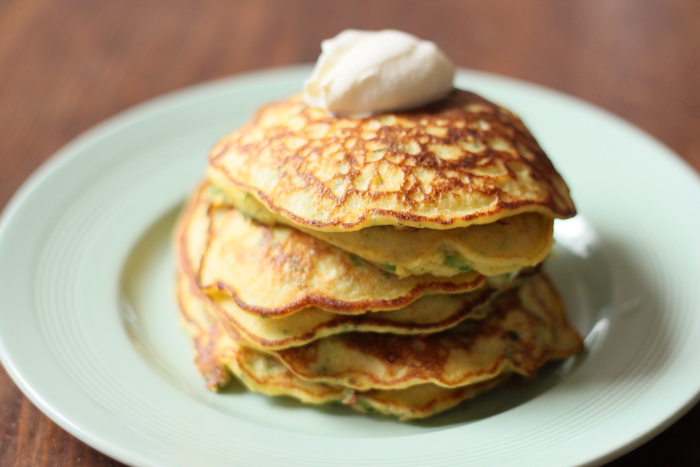 Corn Pancake Recipe