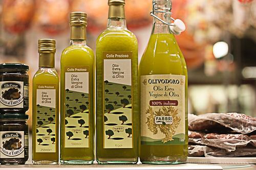 Olive Oil, Florence