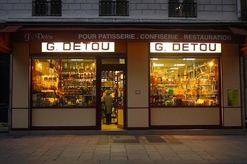 G. Detou Paris
