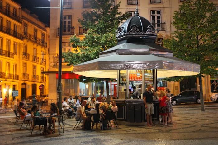 Praça Luíz de Camões