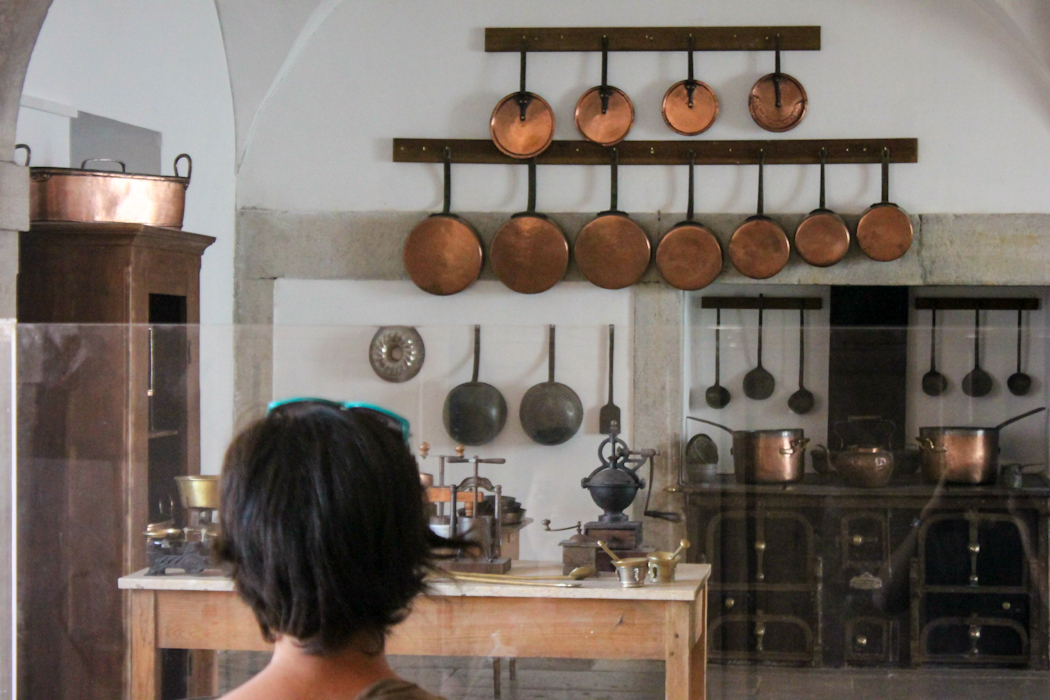 Kitchen of the kings, Sintra