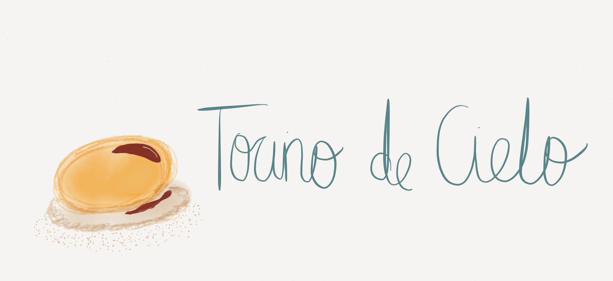 Tocino de Cielo by Inaki Aizpitarte